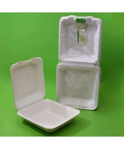 BOX IN POLPA RETTANGOLARE Ml.1100 x 25 PZ. Cm.22x20 - ART.530003